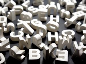 série de lettre